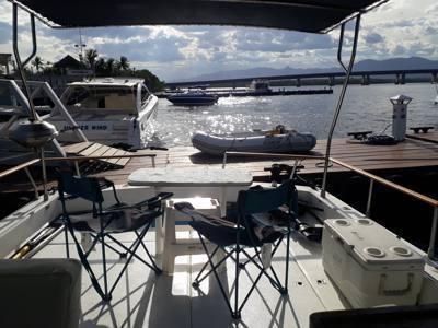 273/alugar charter 32 lancha sao vicente sp baixada santista 676 7222