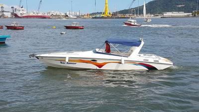 677/alugar charter 29 lancha santos sp baixada santista 860 991