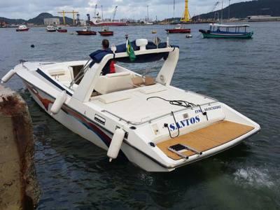 677/alugar charter 29 lancha santos sp baixada santista 860 992