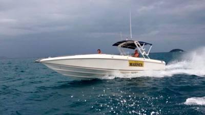 677/alugar charter 33 lancha santos sp baixada santista 862 982