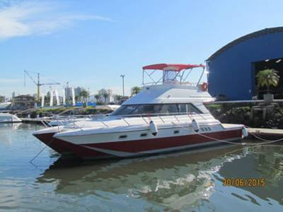 677/alugar charter 0 lancha santos sp baixada santista 777 8952