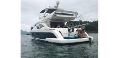 677/alugar charter  lancha angra dos reis rj costa verde 822 9283
