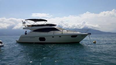 677/alugar charter 53 lancha guaruja sp baixada santista 8 9395