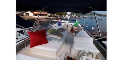 677/alugar charter 55 lancha guaruja sp baixada santista 789 9031