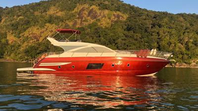 677/alugar charter 56 lancha guaruja sp baixada santista 791 902