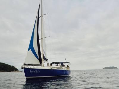 alugar charter veleiro 38 pes paraty rj costa verde 31 1298