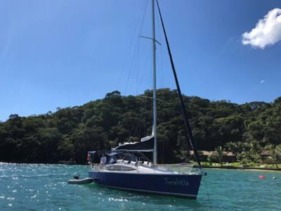 alugar charter veleiro 38 pes paraty rj costa verde 31 1299