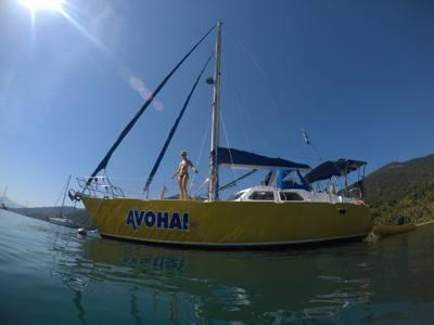 86/alugar charter veleiro 35 pes angra dos reis rj costa verde 354 1724